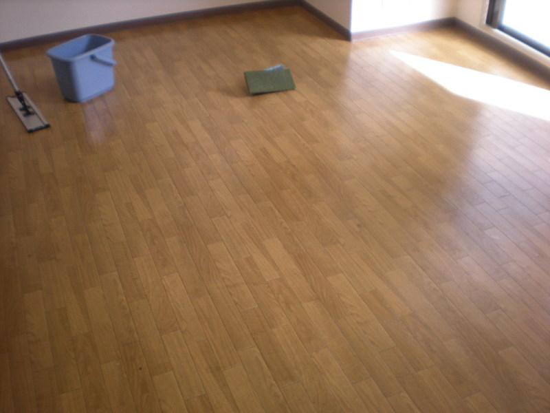 大阪市北区にて1LDK清掃