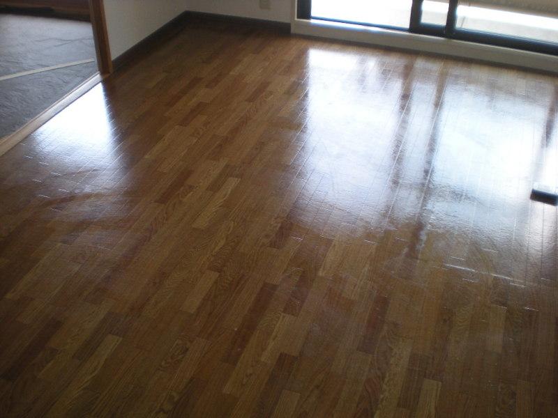 八尾市でマンションの空室清掃(その2)