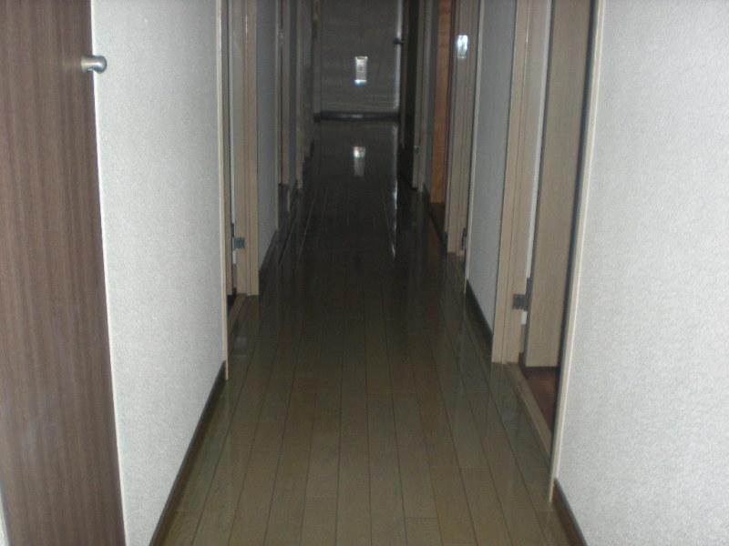 大阪市城東区野江でマンション美装