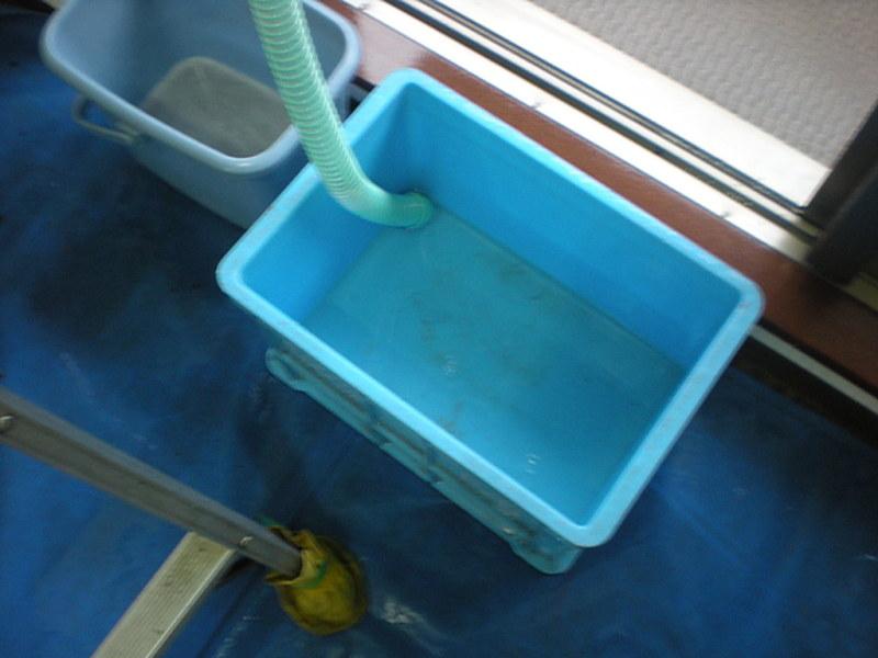 大阪市天王寺区でシャープのエアコン分解洗浄