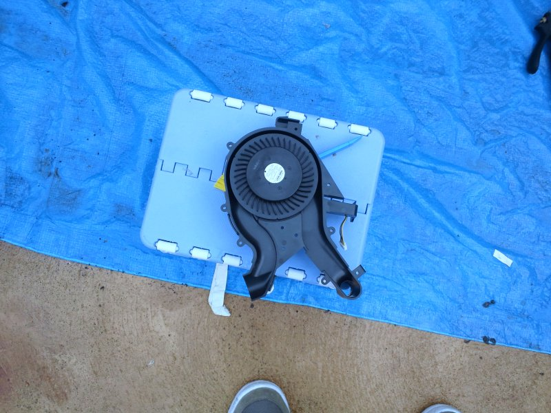 ナショナルお掃除エアコン取り外し完全分解クリーニング