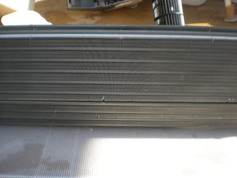 ダイキンエアコン(07年製F56HTNP)取り外し完全分解クリーニング