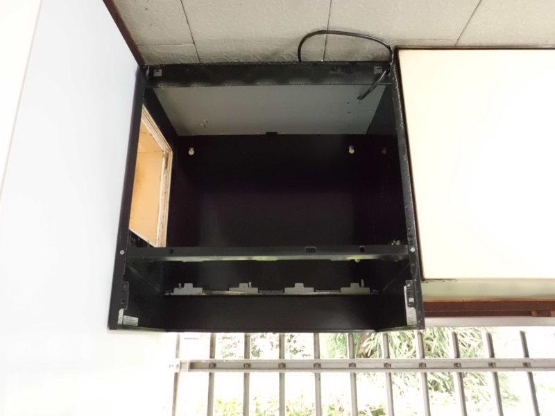 戸建借家のクリーニング