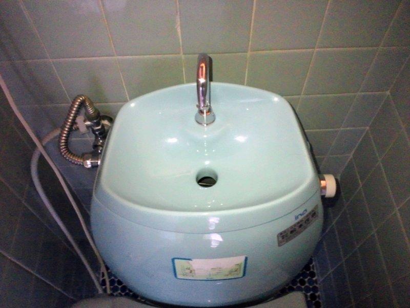 浴室(タイル)の掃除