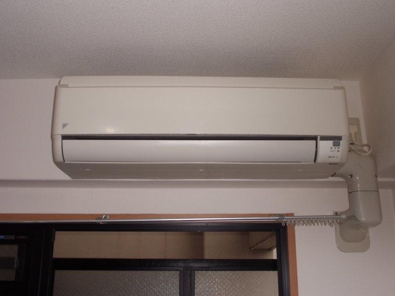 大阪市中央区でダイキンのエアコンクリーニング