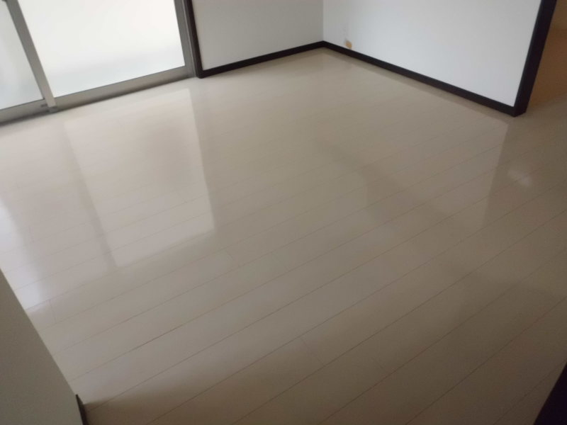 堺市中区で戸建住宅まるまるクリーニング(その2)